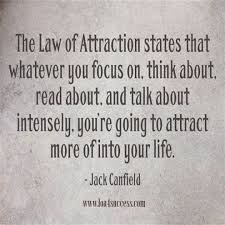 The Secret To Law Of Attraction