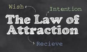 Law Of Attraction - Kept As A Secret