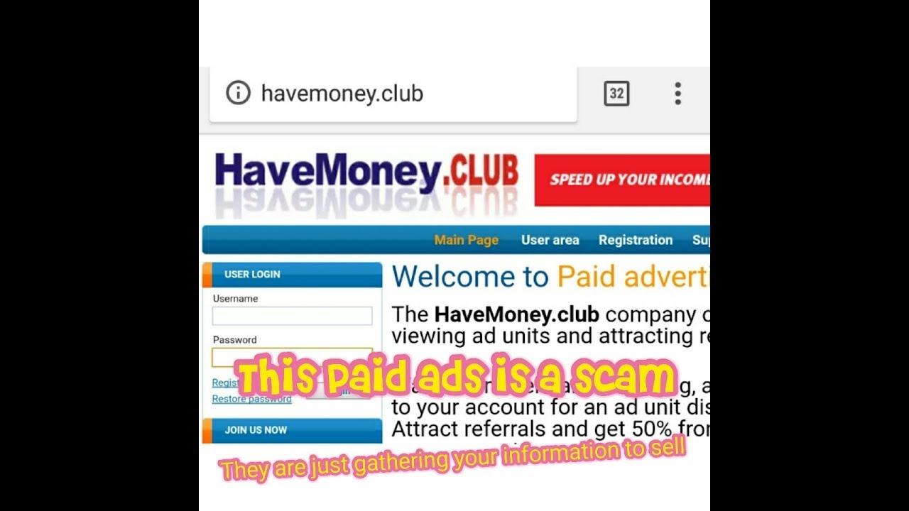Havemoney.club Review