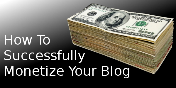Supplementing Your Blogging Income