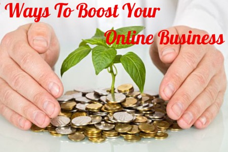 Great Ways to Boost Your Online Business