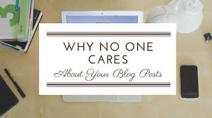 No One Reading Your Posts? Here's 4 Reasons Why