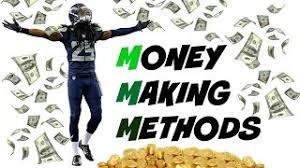 Money Making Methods