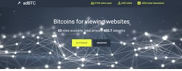 What Is AdBTC.Top? - Earn Money For Watching Websites?