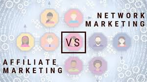 Network Marketing vs Affiliate Marketing - Pros & Cons