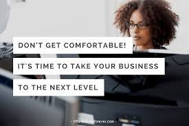 Taking Your Blogging Business To The Next Level