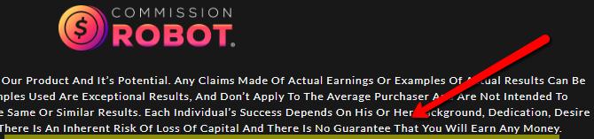 No Guarantee For Success