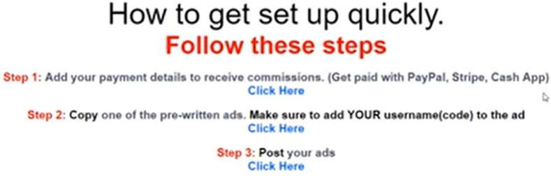 How Copy And Paste Ads Works?
