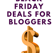 The Best Of The Black Friday Deals For Bloggers