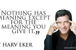 Life's Greatest Secret From T. Harv Eker's