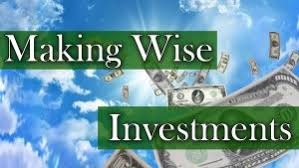 Making The Wise Investments