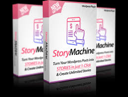 WP Story Machine Review - Is WP Story Machine A Scam?