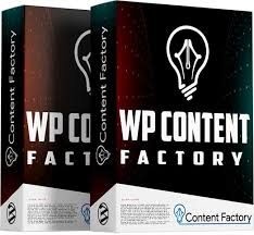 WP Content Factory Review - Image