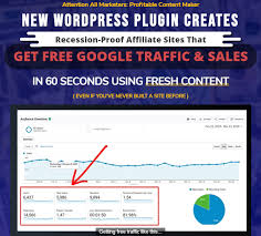 WP Content Factory Review - Claim