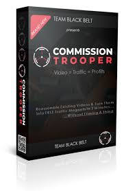 Commission Trooper Review - Logo