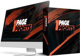 1 Page Profits Review - Logo