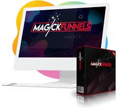 MagickFunnels Review - Logo