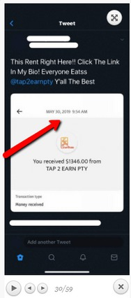 Is Tap2Earn Legit? - Fake Income Proof
