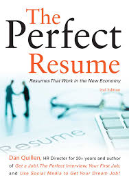 Crafting The Perfect Resume