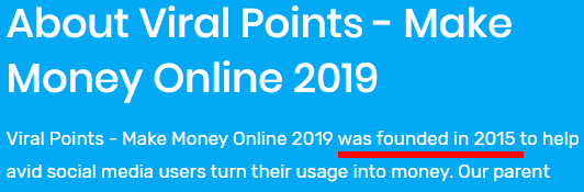 Viral Points Review - Fake Launch Date