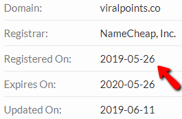 Viral Points Review - Original Launch Date