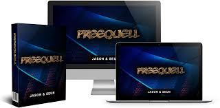 Preequell Review - Logo
