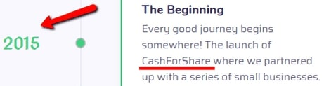 Is Cash For Share A Scam? - Fake Launch Date