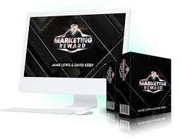 Marketing Reward Review - Logo