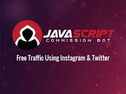 Javascript Commission Bot Review - What Is Javascript Commission Bot?