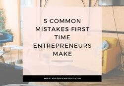 Five Things That Every At-Home Entrepreneur Gets Wrong With Their First Business
