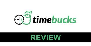 Is TimeBucks A Scam Or Legit? - Logo