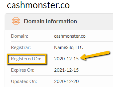 What Is Cash Monster? - Fake Income Proof