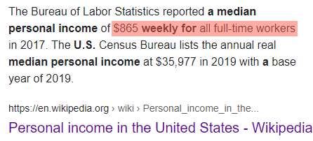 Is Pure A Scam? - Average Weekly Income