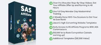 Is SAS Affiliate A Scam? - SAS Affiliate Special Features
