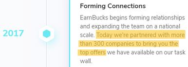 Earnbucks.co Review - Fake Claims