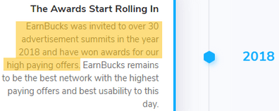 Earnbucks.co Review - Got Awards Before They Launched