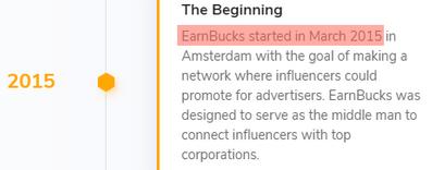 Earnbucks.co Review - Fake Beginning