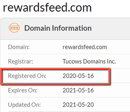 Is RewardsFeed A Scam? - Launch Date
