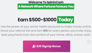 Is SpininCash A Scam? - Same Content From Tasks4Cash