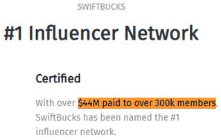 Is SwiftBucks A Scam? - Fake Claim