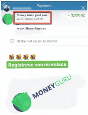 Is MoneyGuru A Scam? - MoneyGuru Fake Income Proof