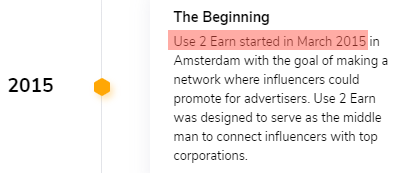 What Is Use2Earn? - Fake Launch Date