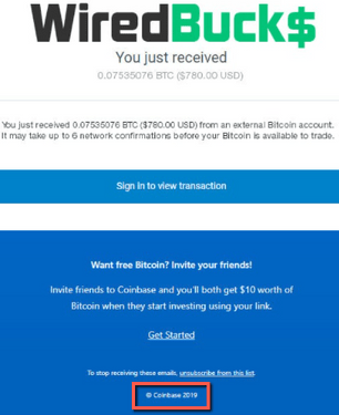 Is WiredBucks A Scam? - Fake Payment Proof