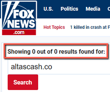 What Is AltasCash? - Not Found On Fox News