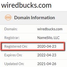 Is WiredBucks A Scam? - WiredBucks Launch Date