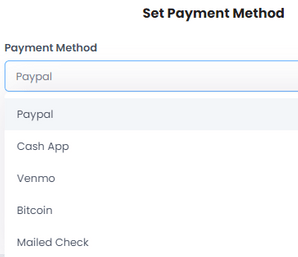 What Is Tasks4Cash? - Payment Methods
