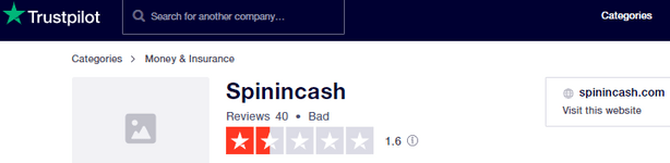 Is SpininCash A Scam? - POOR Rating