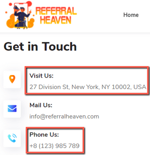 What Is Use2Earn? - Same Fake Contact Details On Referral Heaven