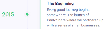 Is Paid2Share Legit? - Fake Launch Date