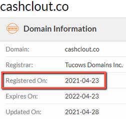 What Is Cash Clout? - Original Launch Date